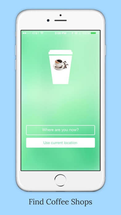 Coffee shops and mobile apps