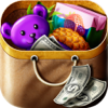 Shopping Game Kids Supermarket  help mom with the shopping list and to pay the cashier