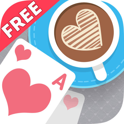 Solitaire: Match 2 Cards. Valentine's Day Free. Matching Card Game