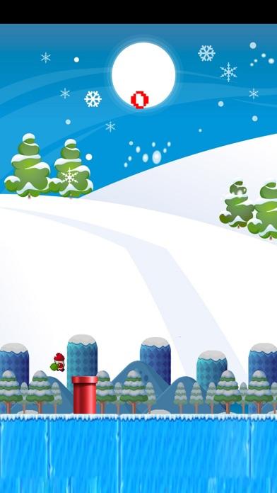 Crazy Santa Run Screenshot