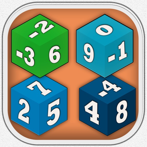 Zero: Math Brain Teaser Game iOS App