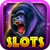 Slots Gorilla King: Jackpot House of Kong - Fun 777 Las Vegas Slot-Machines