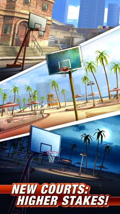 Screenshots of Basketball Stars™ for iPhone