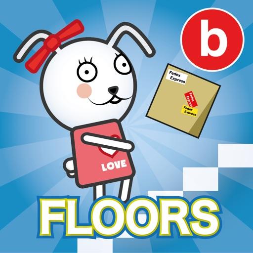 Bbbler Crazy Floors Icon