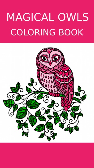Owl Coloring Book For Adults Free Fun Adult Pages