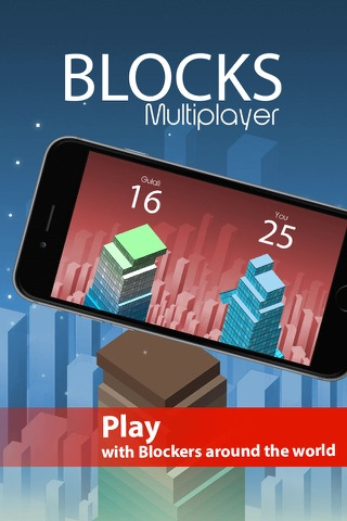 Blocks Multiplayer screenshot 1