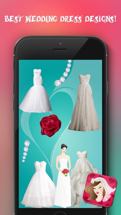 Wedding Dress Fashion Studio – Cute Photo Stickers for Best Bridal ...