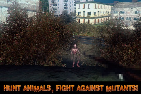 Chernobyl Survival Simulator 3D Full screenshot 2