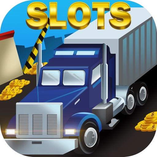 Truck Slot Machines Simulator - FREE Casino Game iOS App