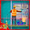 Skyscraper Window Wash – Cleanup dirty & messy building windows