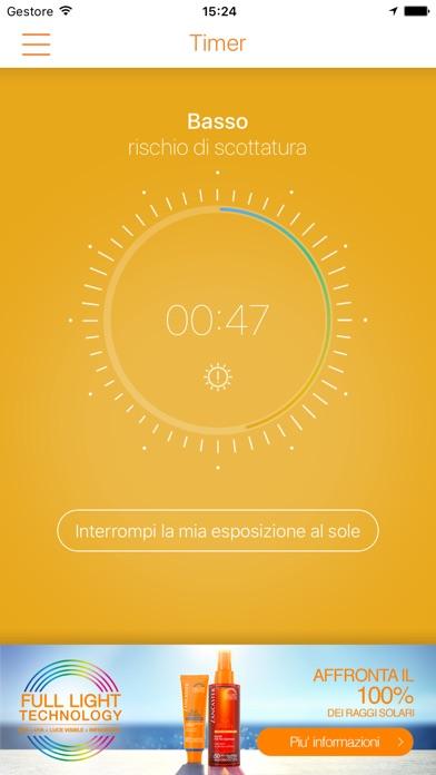 Timer solare Lancaster Screenshot