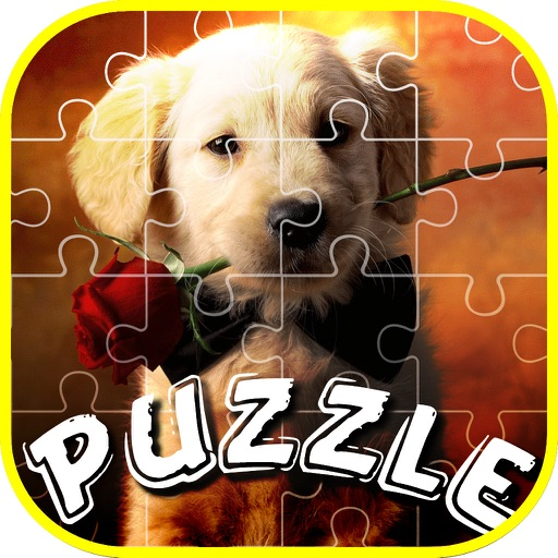 Puppy Puzzles Dogs for Kids iOS App