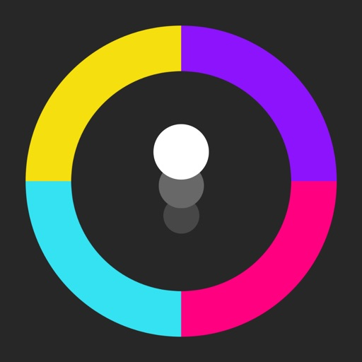 Download Color Switch free for iPhone, iPod and iPad