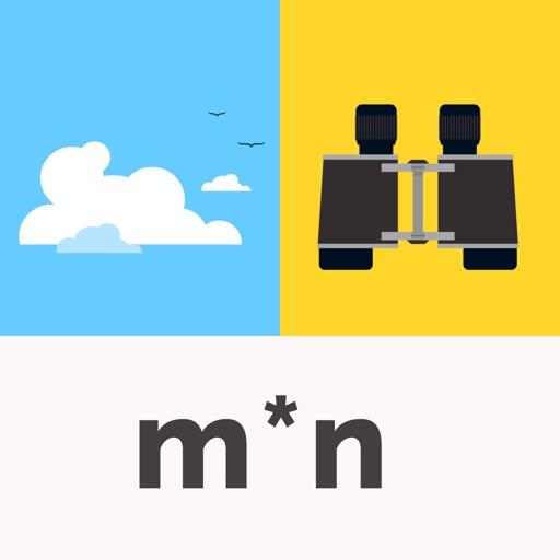 VOCABULYNX Confusions ( m / n ) iOS App