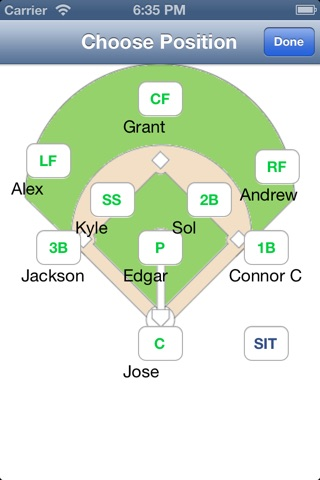 Baseball Softball Pocket Coach screenshot 2
