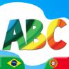 ABC para Crianças Aprenda Português (Brasil, Portugal)