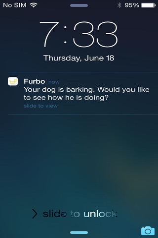 Furbo Dog Camera screenshot 4
