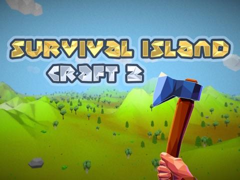 Survival Island - Craft 2 на iPad