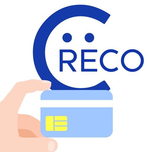 クレカのポイントがダブルでもらえる:CRECO