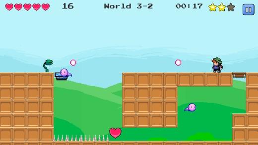 Jump Kid Screenshot