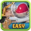 Free Hidden Object : Construction Zone – We Hide it & You Spot it – Solve Pocket Puzzle to Find Missing Objects