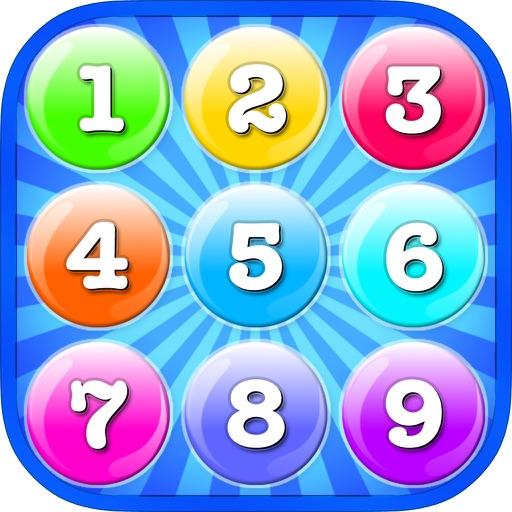 數學泡泡 - Addition & Multiplication Number Bubbles