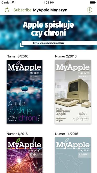 Myapple Magazyn review screenshots