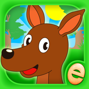 Animal Puzzles for Kids with Skills Free: The Best Activity Preschool Shape Games for Toddlers, Boys and Girls icon