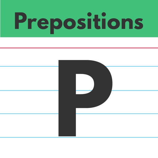 Prepositions by Teach Speech Apps - for speech therapy