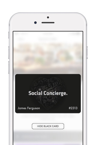 Social Concierge screenshot 4