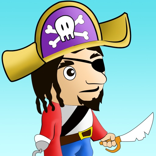 Destroy The Evil Pirates - cut the chain puzzle game iOS App