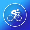 GPS Bike Computer - Cyclometer and Road Biking Calories Tracker