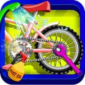 Cycle Repair Shop – Cleanup & repair kids bike in this little mechanic game