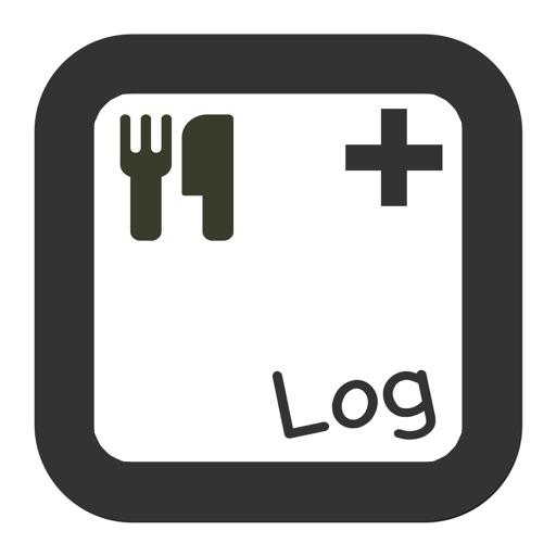 かんたん食事記録+ 毎日記録して健康管理!