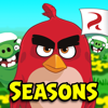 Rovio Entertainment Ltd - Angry Birds Seasons  artwork
