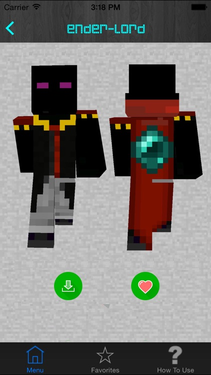 Capes Skins For Minecraft PE Pocket Edition Free Skins With Cape - Skin para o minecraft pocket edition