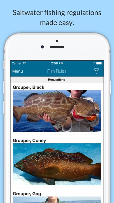 fish rules iphone app appwereld