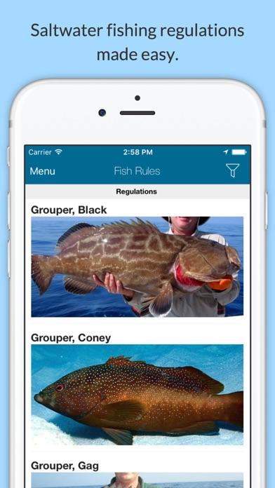 fish rules iphone app appwereld ForFish Rules App
