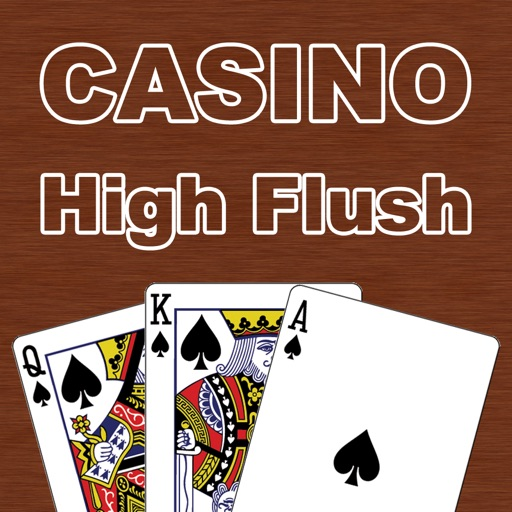 Casino High Flush iOS App