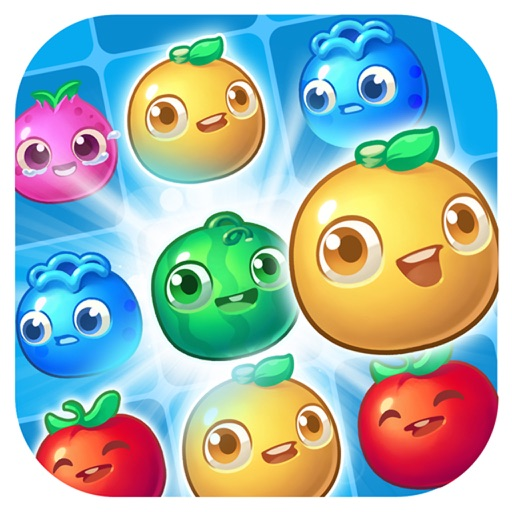 New Addictive Fruit Connect Matching iOS App