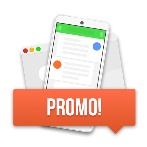Promo Screen Maker