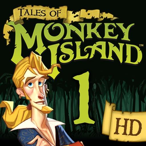 猴岛传说第一章:Monkey Island Tales 1 HD【解谜大作】
