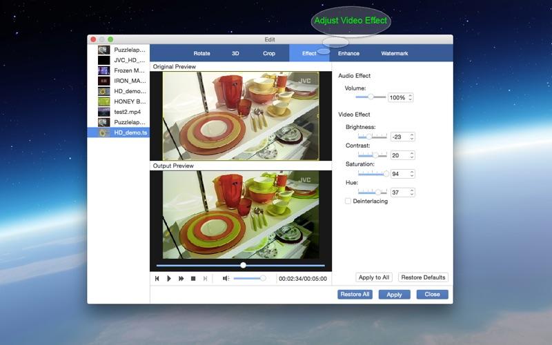 Super Video Enhancer - Der einfachste Video-Editor Screenshot