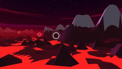 Pioneer Skies 3D Racer Screenshot