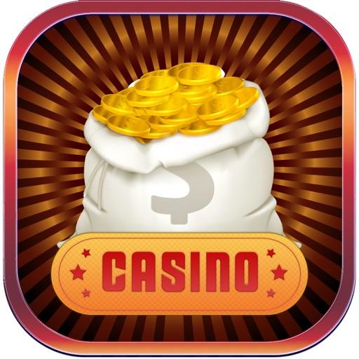money bag slot machine