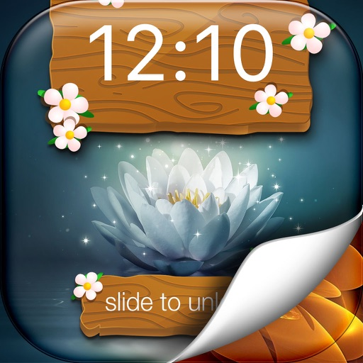 Home And Lock Screen Wallpapers: Spring.Time Flower Garden Background