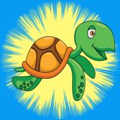 Flappy Turtle Aquarium Adventure icon