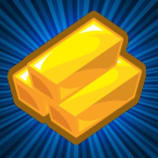 Craft Clicker Miner - Gold iOS App