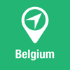 BigGuide Belgium Map + Ultimate Tourist Guide and Offline Voice Navigator