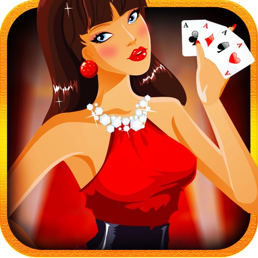 Mega Vegas - Poker City Free iOS App